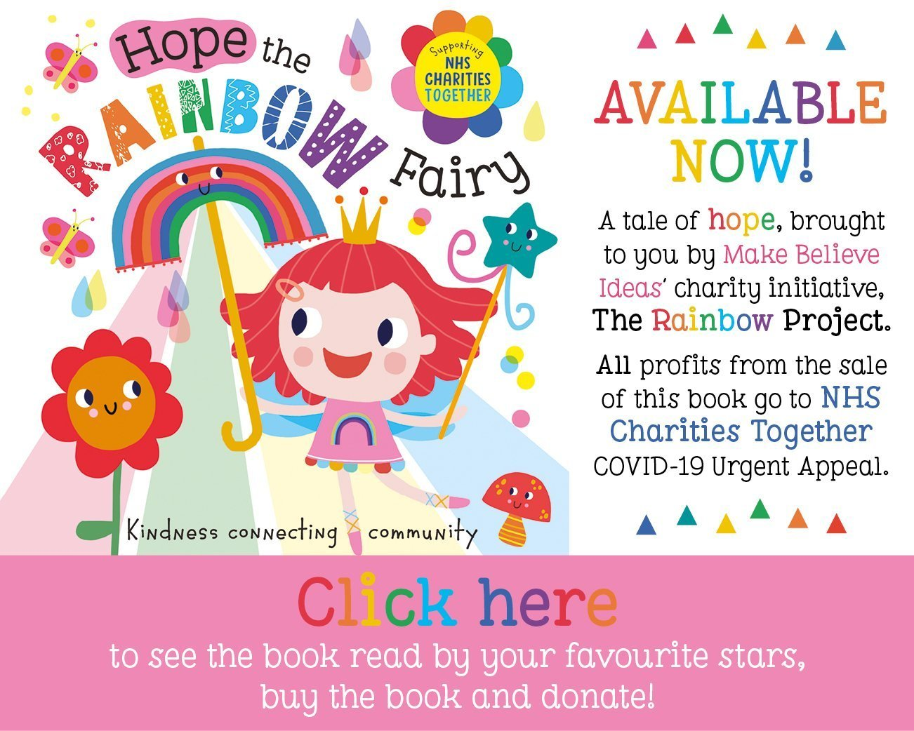 Hope the Rainbow Fairy - Click Here
