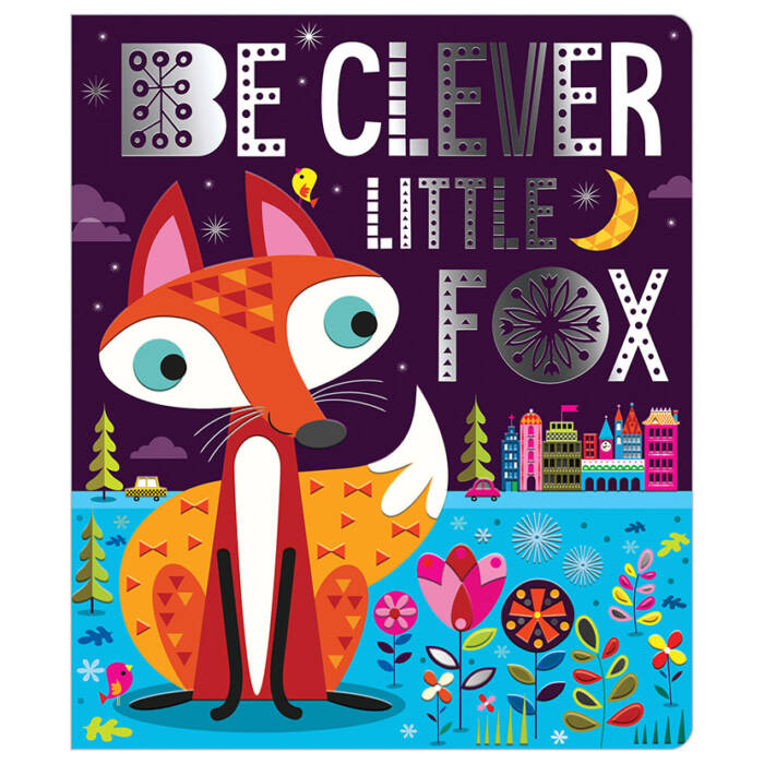 First Spread of Be Clever Little Fox (9781789470079)