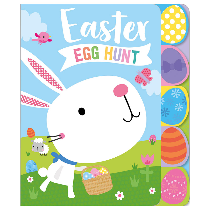 First Spread of Easter Egg Hunt (9781788437066)