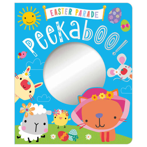 First Spread of Easter Parade Peekaboo! (9781788437592)