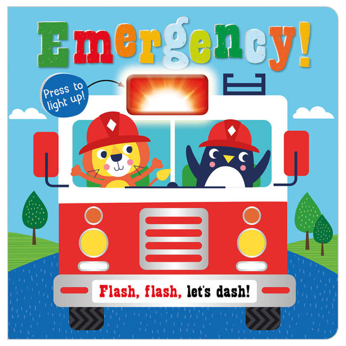 First Spread of Emergency! (9781788437042)