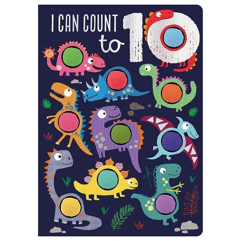 First Spread of I Can Count to 10 (9781788436960)