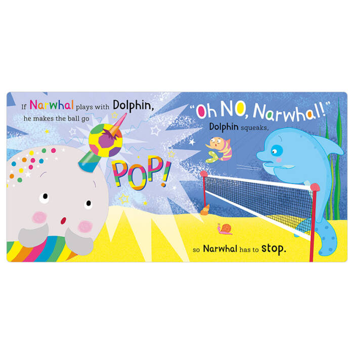 Narwhal! (9781788436946)