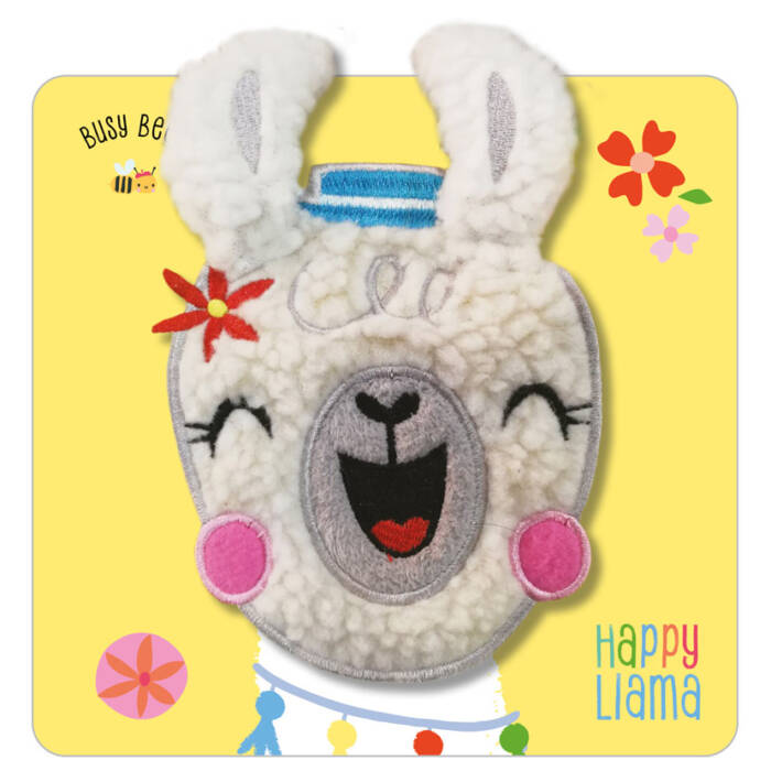 First Spread of Busy Bees Happy Llama (9781788436939)
