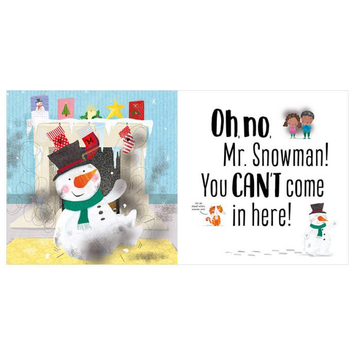 Mr Snowman! (9781788433037)
