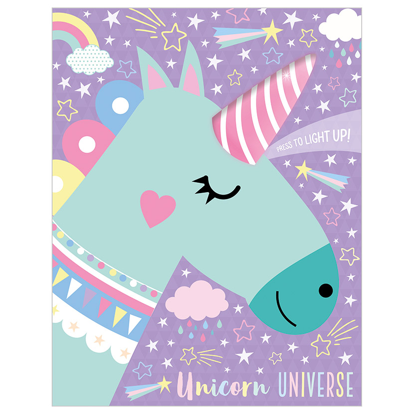First Spread of Unicorn Universe (9781789470819)
