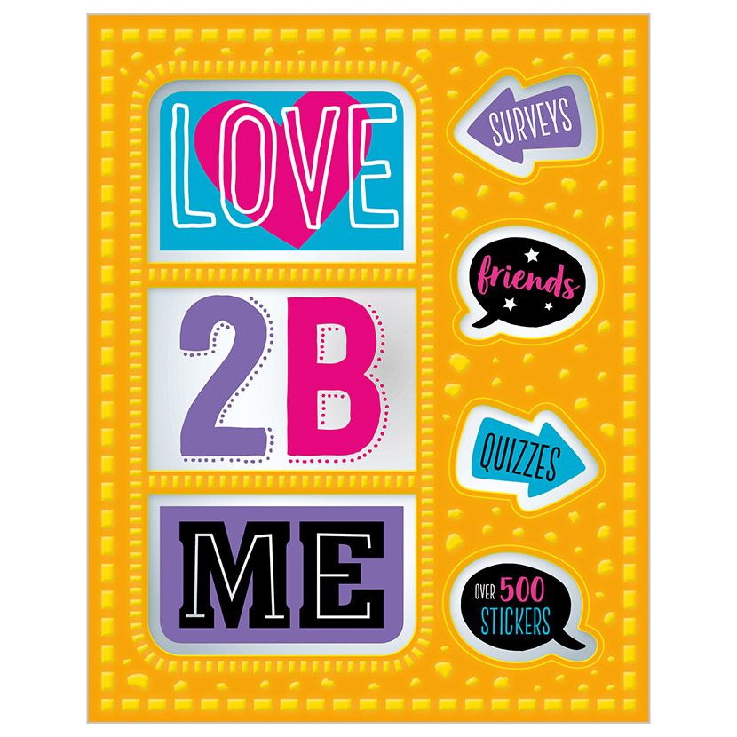 First Spread of Love 2 B Me (9781789470420)