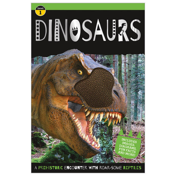 First Spread of Dinosaurs (9781800580169)