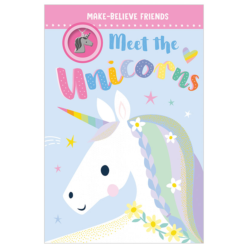 First Spread of Meet the Unicorns (9781788439244)