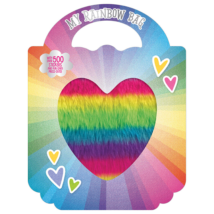 First Spread of My Rainbow Bag (9781789470314)
