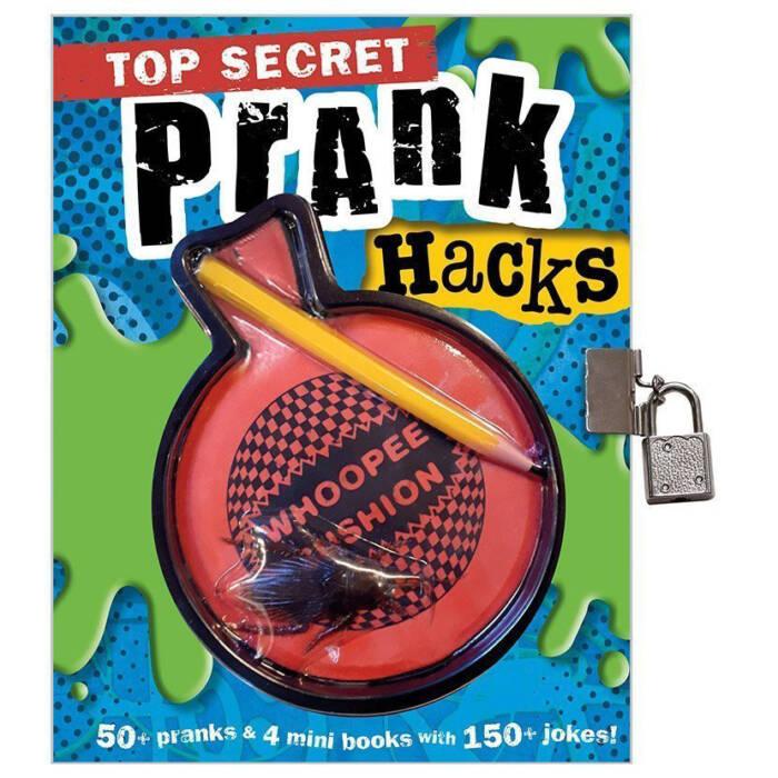 First Spread of Prank Hacks (9781788437233)