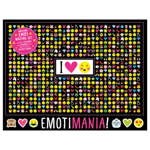 First Spread of Emotimania (9781786927149)