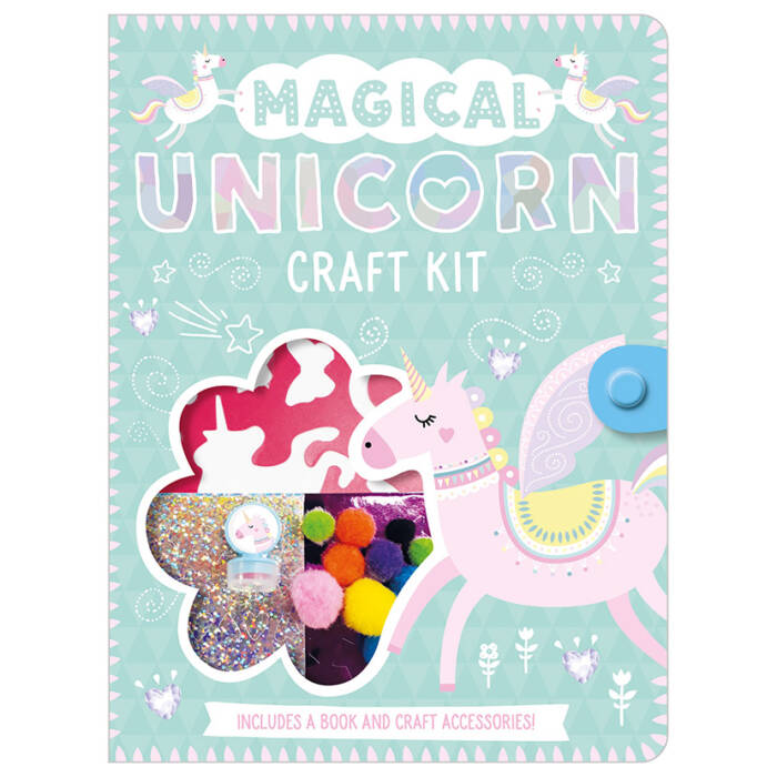 First Spread of Magical Unicorn (9781786929402)