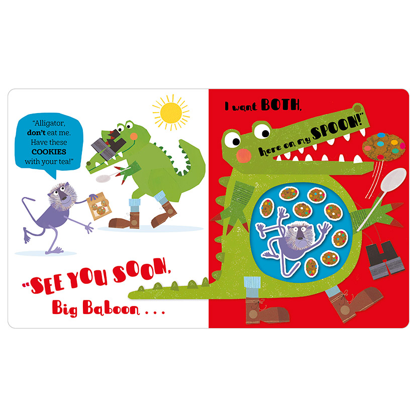 Alligator! (9781788432771)