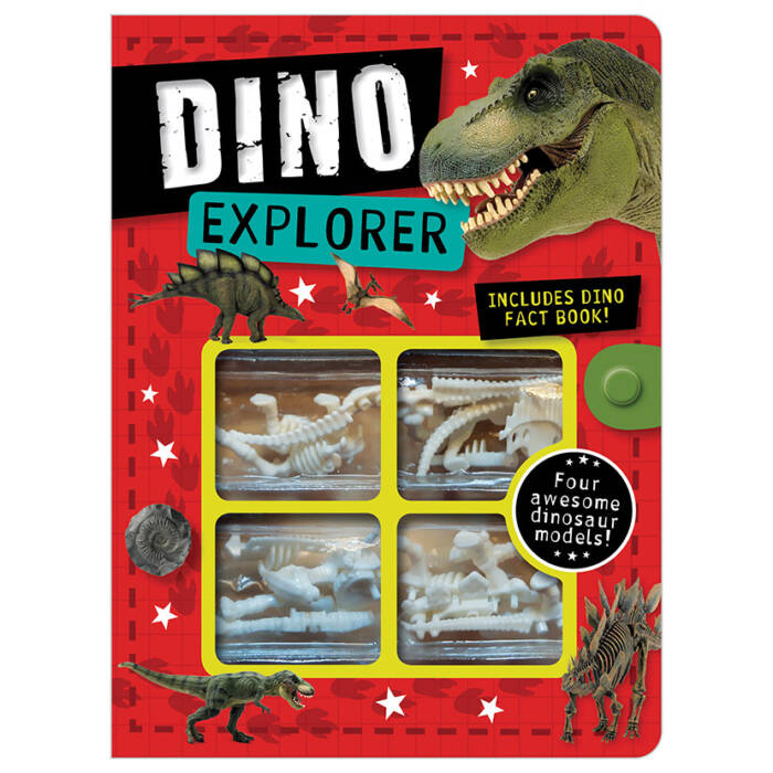 First Spread of Dino Explorer (9781786929396)