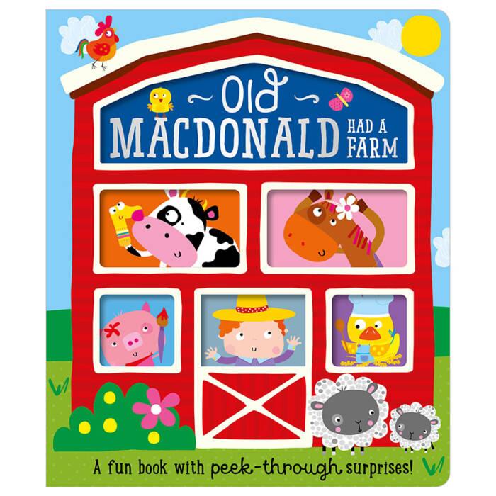 First Spread of Old Macdonald Had a Farm (9781786929266)