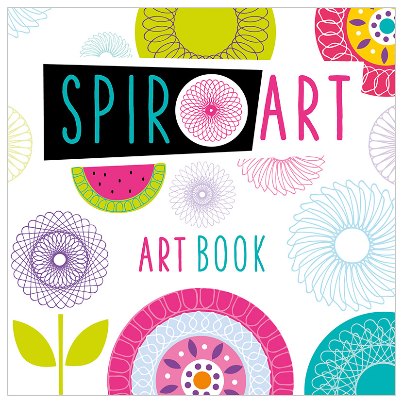 First Spread of Spiro Art (9781789479997)