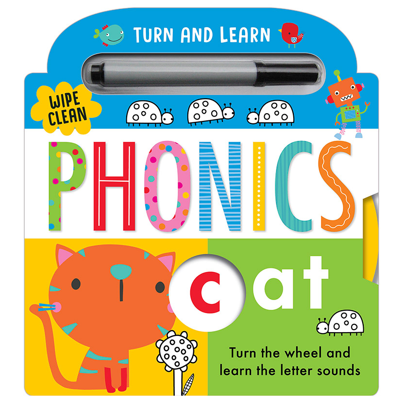 First Spread of Phonics (9781786929518)
