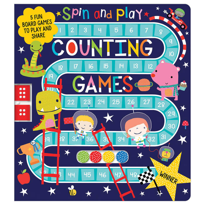 First Spread of Counting Games (9781786926166)