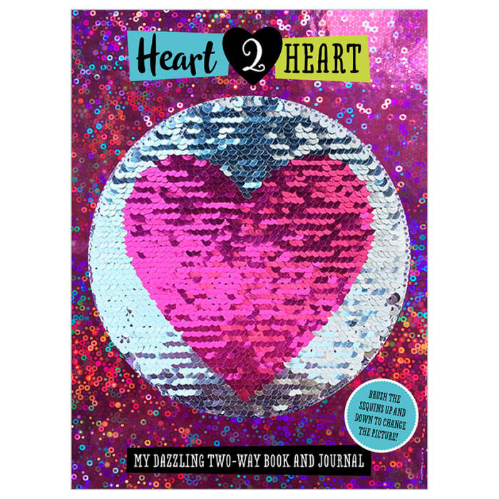 First Spread of Heart 2 Heart (9781786923035)