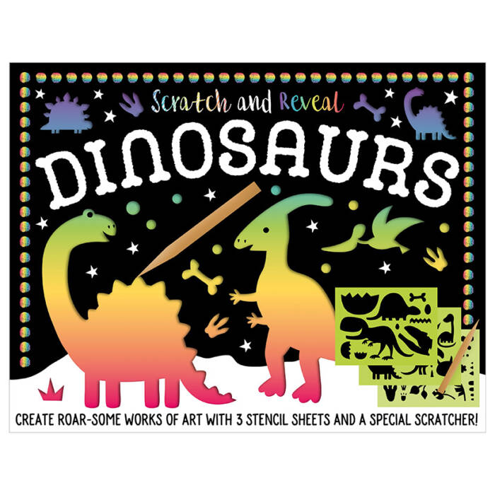 First Spread of Dinosaurs (9781789471663)