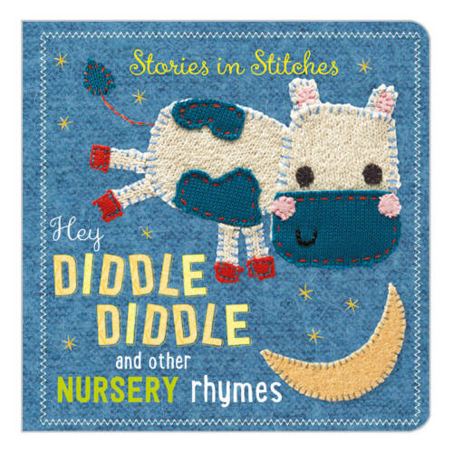 First Spread of Hey Diddle Diddle and other Nursery Rhymes (9781783934157)