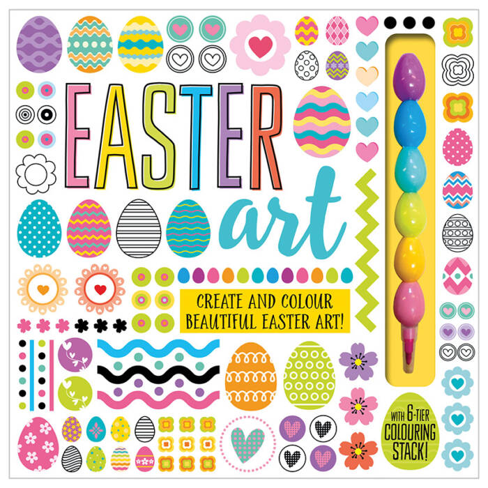 First Spread of Easter Art (9781786929419)