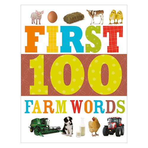 First Spread of Farm Words (9781783931804)