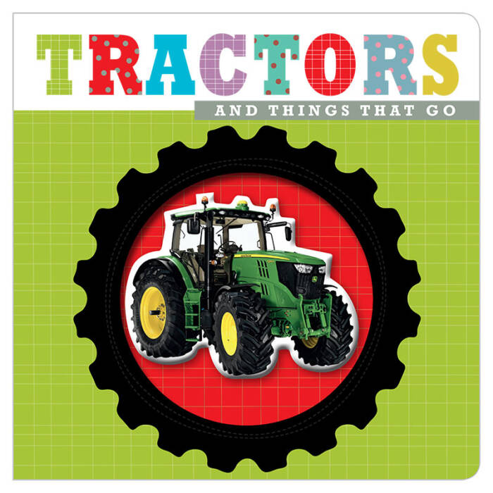 First Spread of Tractors (9781783932771)