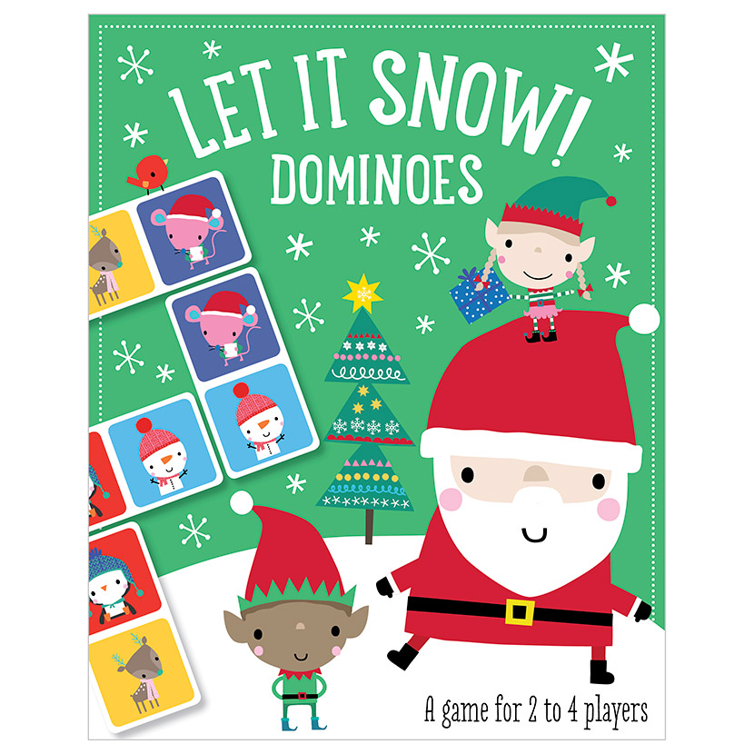 First Spread of Let it Snow (5060236481023)