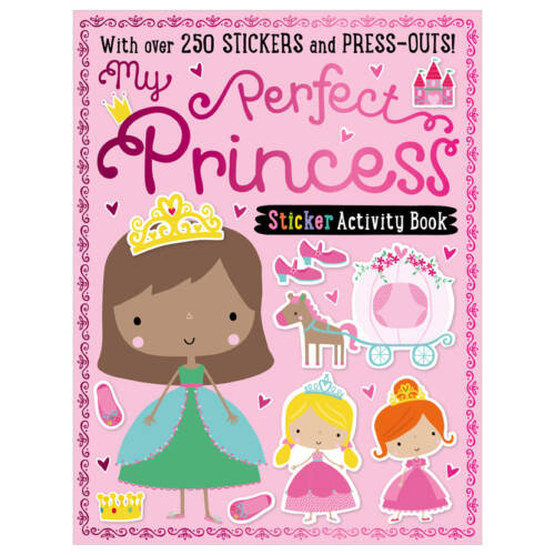 First Spread of My Perfect Princess (9781785989322)