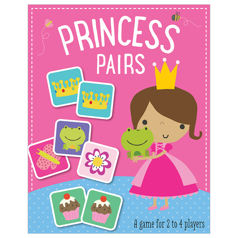 First Spread of Princess Pairs (5060236480682)