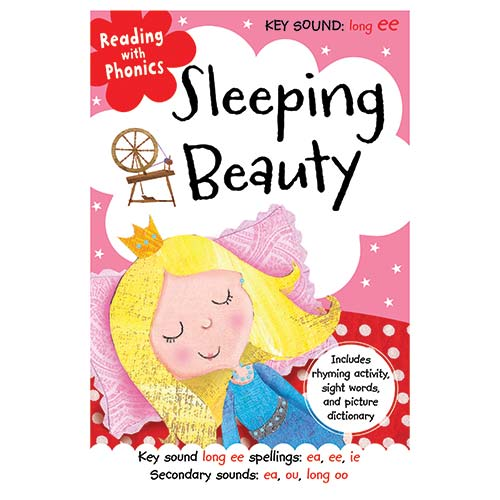 First Spread of Sleeping Beauty (9781782356189)