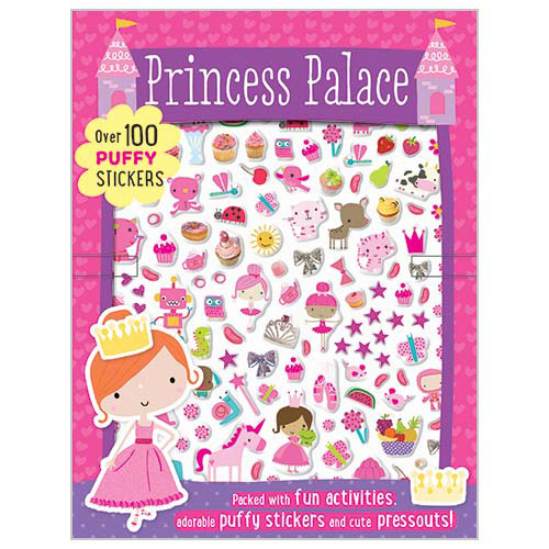 First Spread of Princess Palace (9781785981166)