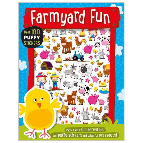 First Spread of Farmyard Fun (9781785981159)