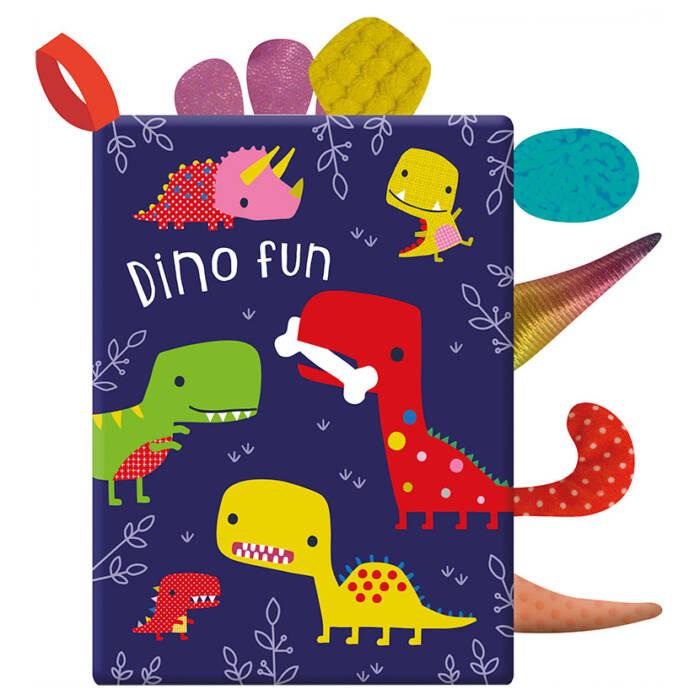 First Spread of Dino Fun (9781789470444)