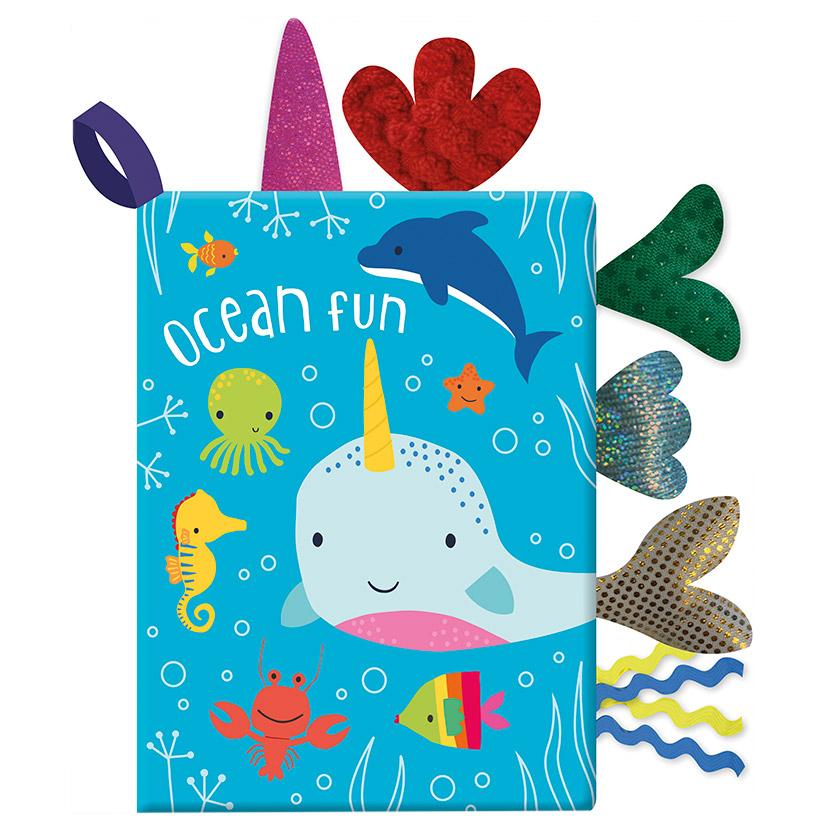 First Spread of Ocean Fun (9781789470451)