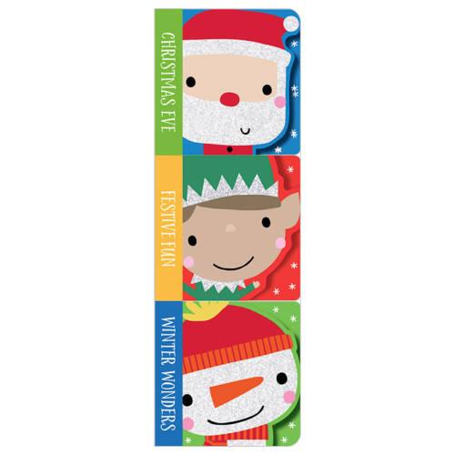First Spread of Mini Board Book Stack: Nativity (9781788432979)
