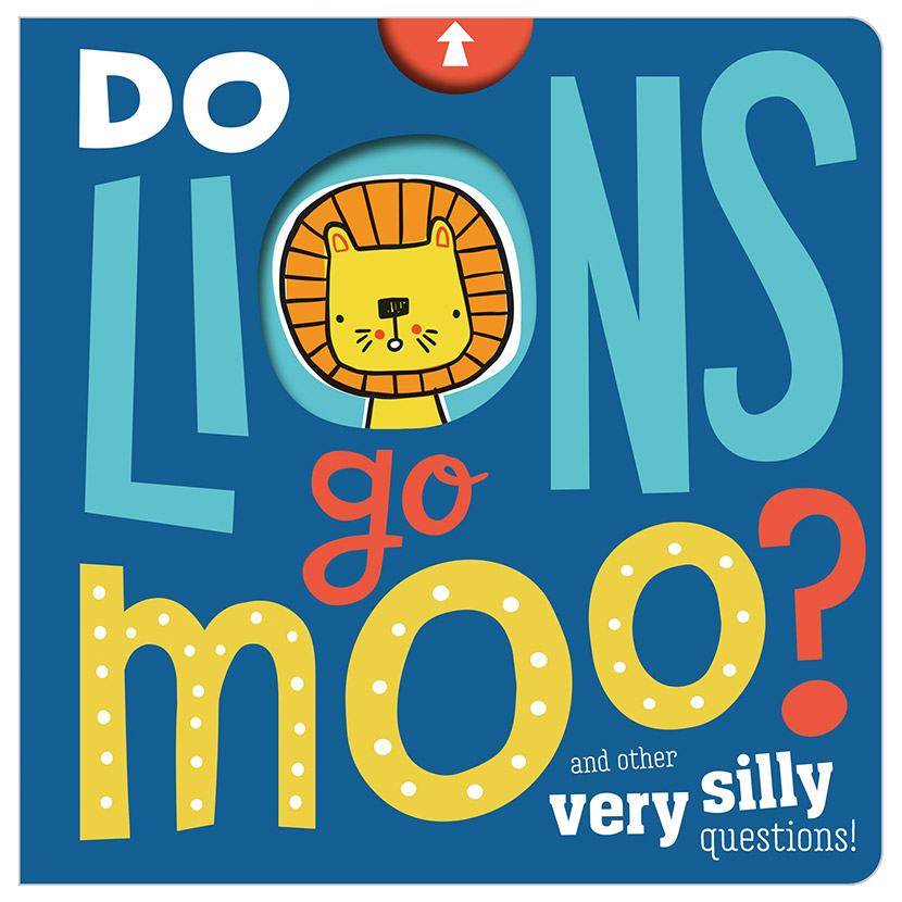First Spread of Do Lions Go Moo? (9781789471915)