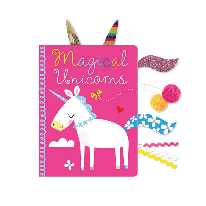 First Spread of Magical Unicorns (9781789472684)