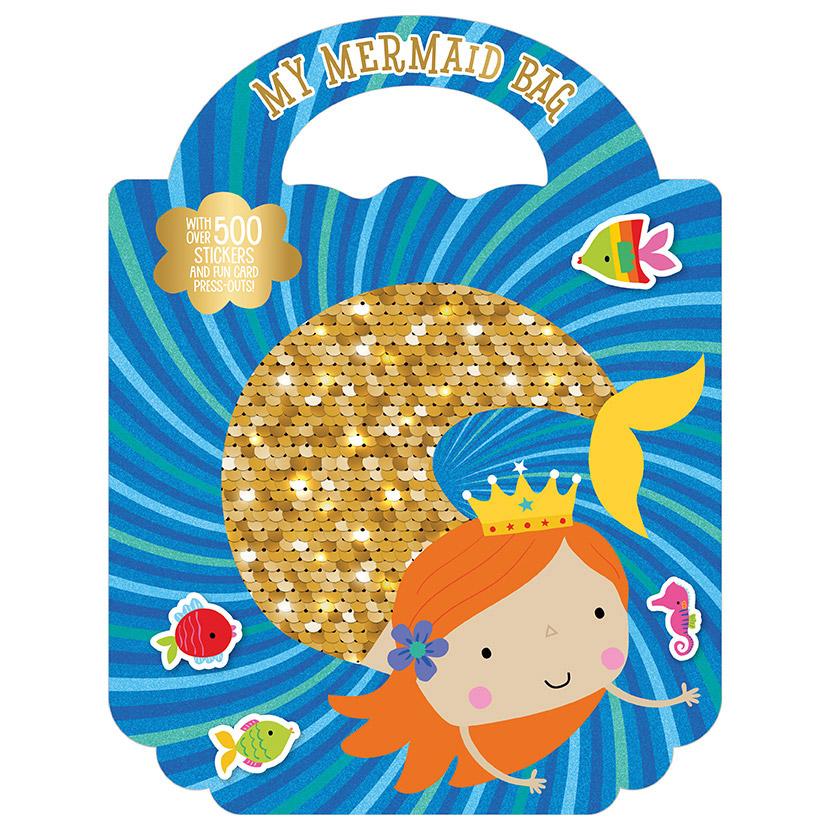 First Spread of My Mermaid Bag (9781789474114)