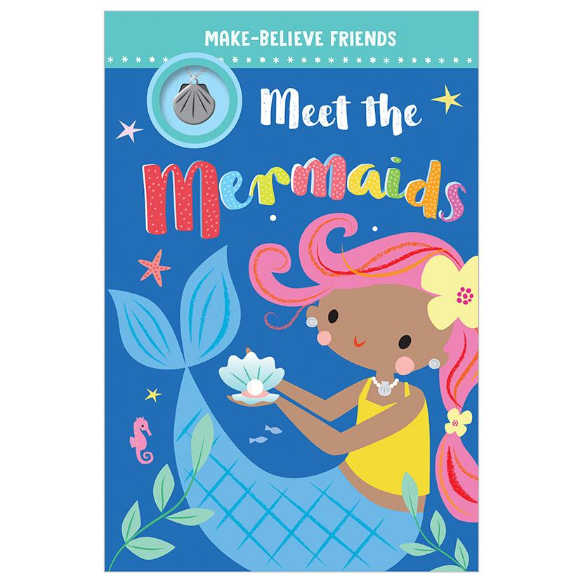 First Spread of Meet the Mermaids (9781789475005)