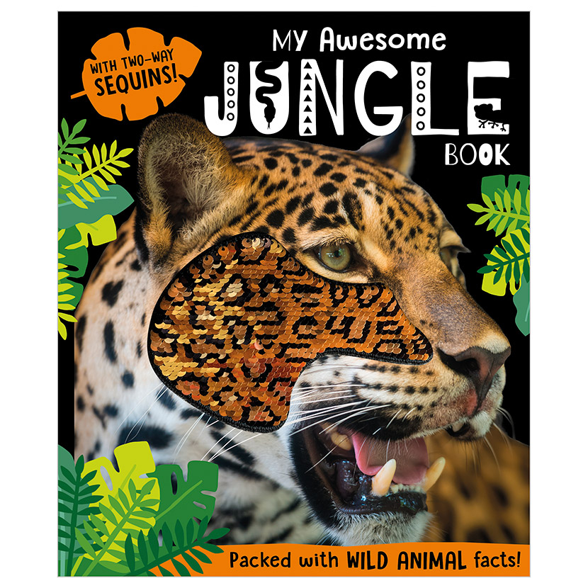 First Spread of My Awesome Jungle Book (9781789475159)