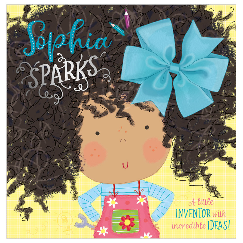 First Spread of Sophia Sparks (9781788437080)