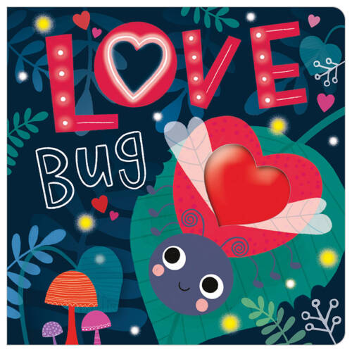 First Spread of Love Bug (9781789472707)