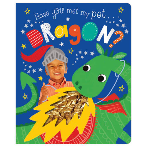 First Spread of Have You Met My Pet Dragon? (9781789474251)