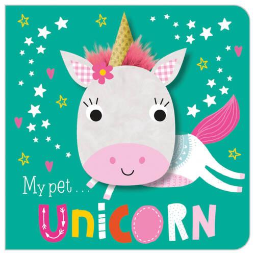 First Spread of My Pet Unicorn (9781789474213)