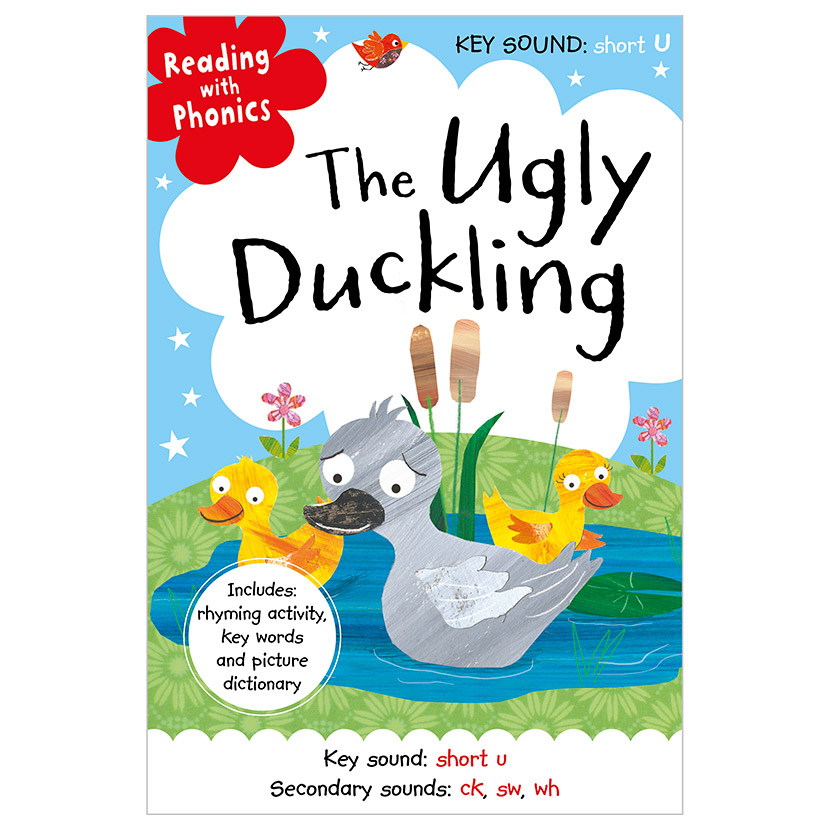 First Spread of The Ugly Duckling (9781786922908)