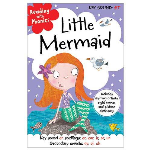 First Spread of Little Mermaid (9781782356172)