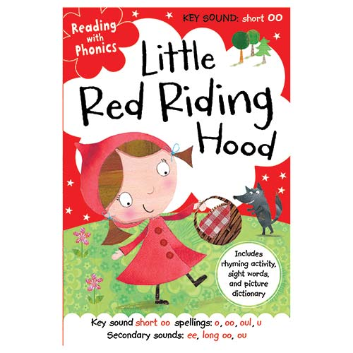 First Spread of Little Red Riding Hood (9781782356202)